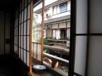 渋温泉 旅館多喜本の部屋の窓から